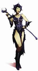 Evil Lyn by CHUBETO