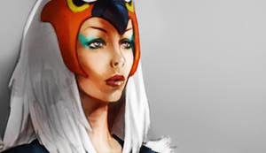 Sorceress by CHUBETO