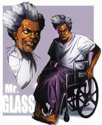 Mr Glass by CHUBETO