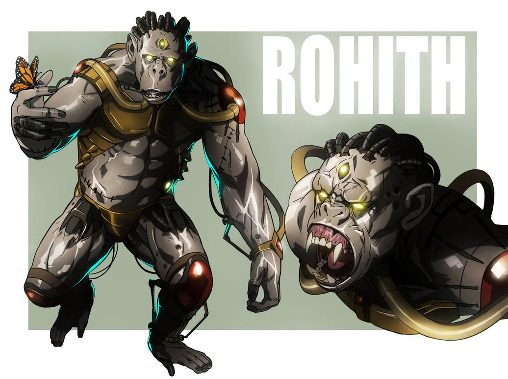 Rohith Commission by CHUBETO