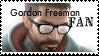 Gordon Freeman Stamp by EtherealStardust