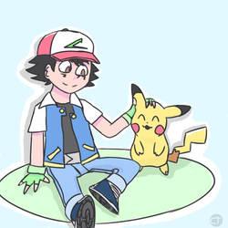 Ash by ChronoToast