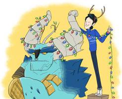 Merry Crispmas by AN-Parrot