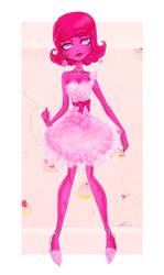 Blob Girl by AShiori-chan