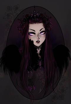 Evil Raven by AShiori-chan