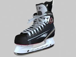 Ice Skate by mrhahn98