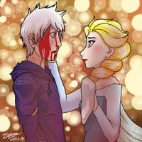 Elsa Frost by ziqman