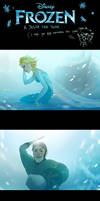 Frozen (jelsa fan plot twist!) by ziqman