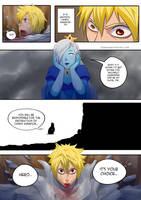 Adventure Time Manga Chapter 2 Pg 8 by ziqman