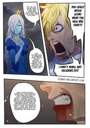 Adventure Time Manga Chapter 2 Pg 12 by ziqman