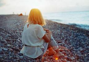 sun by la-child