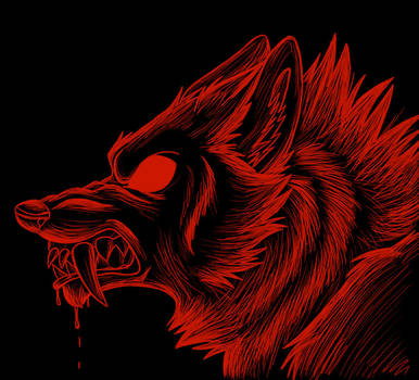 Night Of The Werewolf by Vampynella