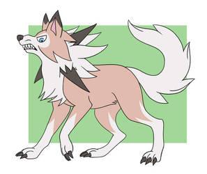 that new dog pokemon by Vampynella
