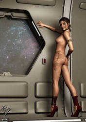 Hotties of the Outer Rim: Nahra Duos by sigquit