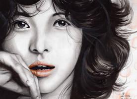 Song Hye kyo by Lubna-fatiha