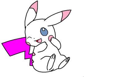 Temp Pikachu adopt picture by UniversesCollideInc