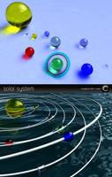 Solar System by CostaDesign