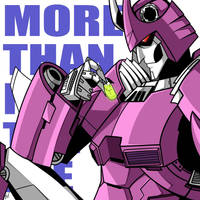 MTMTE: Cyclonus by Evelynism