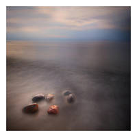 The pebbles by anoxado