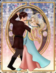 Shika and Ryuu by Akamar