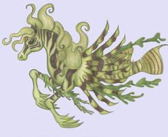 Hippocampus by faeiette