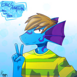 Another Eric by ThunderBladeEX
