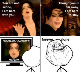 You are not forever alone by POLO-JASSO