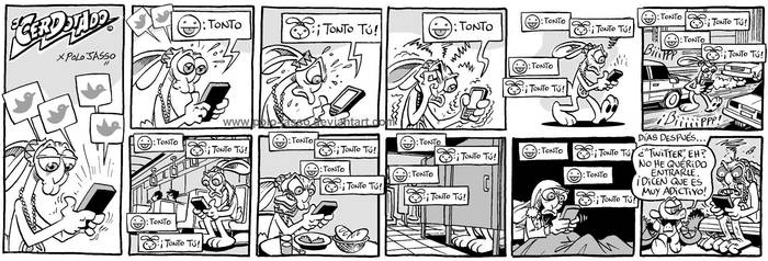 Tweet-tweet by POLO-JASSO