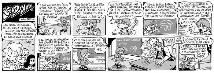 Dia de la independencia. by POLO-JASSO