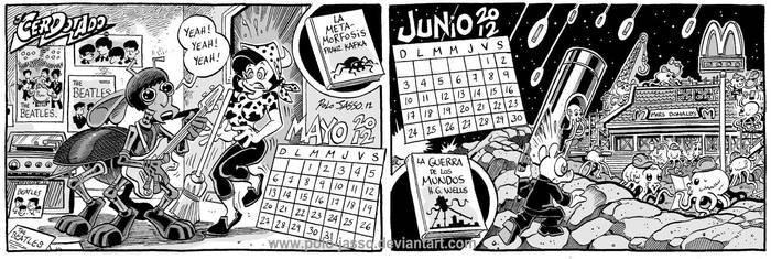 Calendario Literario 3 by POLO-JASSO