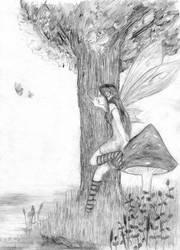 Toadstool by shelley-elf