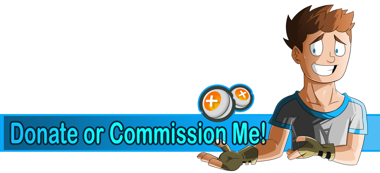 Weekly Draw #4 - Commission Banner by Mmatt0904