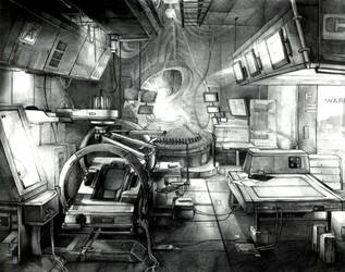Layout - Laboratory by PictorIocus