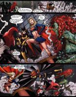 Harley Quinn, Boy Wonder 2: The new Super-Girl! by BostonBrand1
