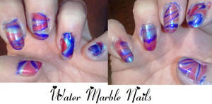 Water Nails Mom by ironwitch