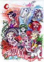 7 Deadly Sins by rochel-chan