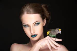 Birds of Paradise by MeganCoffey