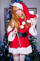 Christmas Asuka by MeganCoffey