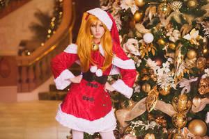 Holiday Asuka by MeganCoffey