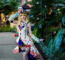 Garden - Circus Eli by MeganCoffey