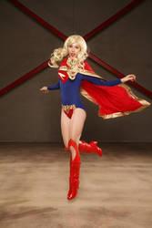 Supergirl I by MeganCoffey