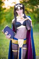 Thajra - Scheming by MeganCoffey