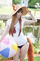 Summer Holo IV by MeganCoffey