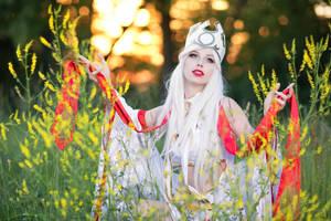 Illya - Golden II by MeganCoffey