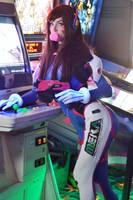 Arcade D.Va III by MeganCoffey