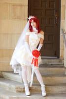 Wedding Day Maki IX by MeganCoffey