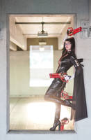 Bayonetta XXXI by MeganCoffey