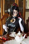 Bayonetta - Tea Time by MeganCoffey