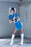Street Fighter - Chun-li IX by MeganCoffey