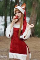 Christmas Holo II by MeganCoffey
